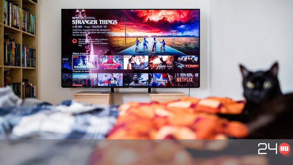 Netflix is already available on Vodafone TV