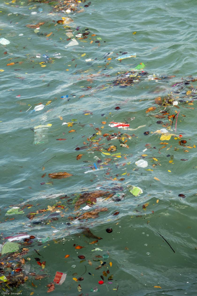3 . plastic oceans