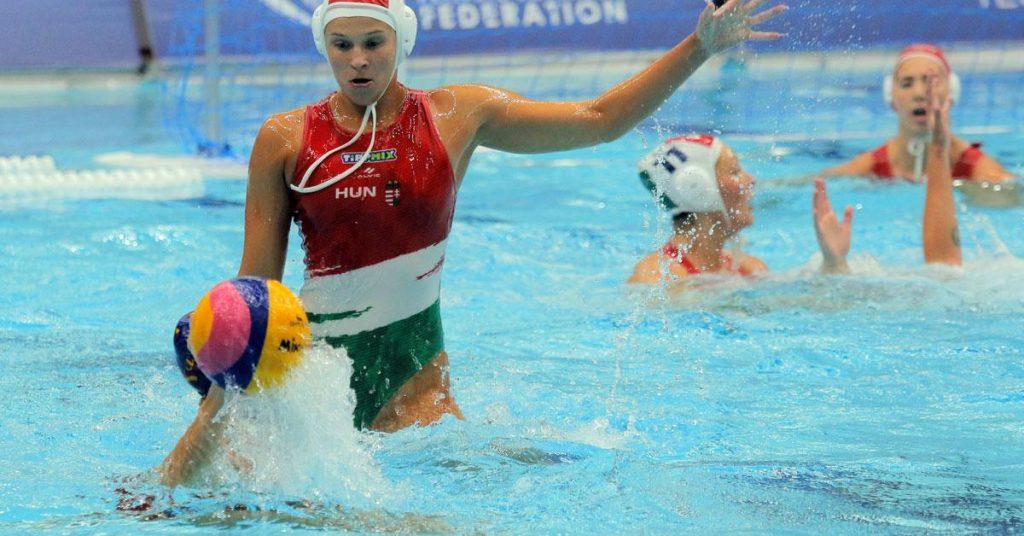 Women's World Water Polo League Final: Among the four Hungarians