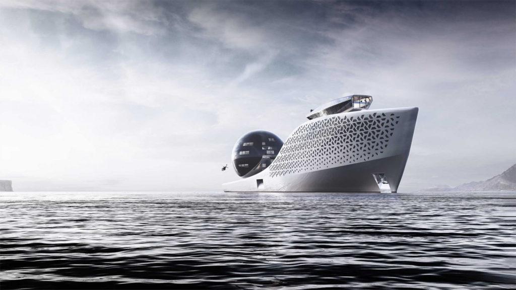 A Titanicnál is nagyobb lesz a tudományos giga-jacht