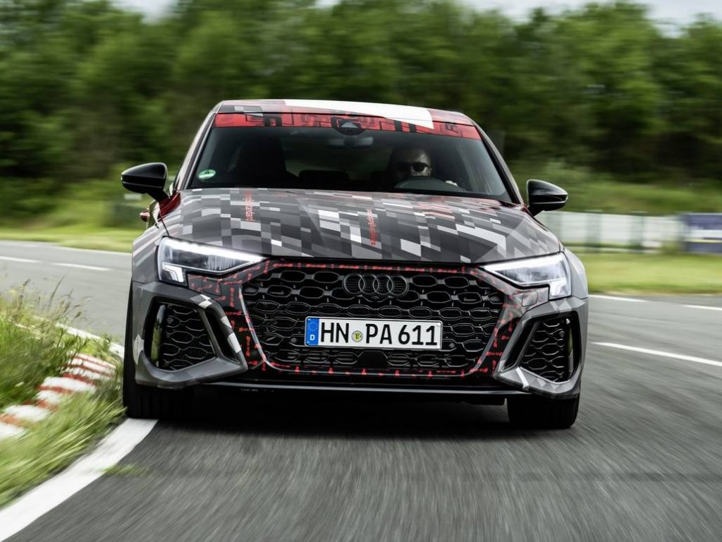 Total Car - Magazine - It turns out what the new Audi RS3 knows