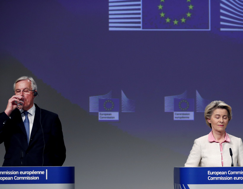 Brexit - Agreements Reached on Terms of Future Bilateral Relations New Word