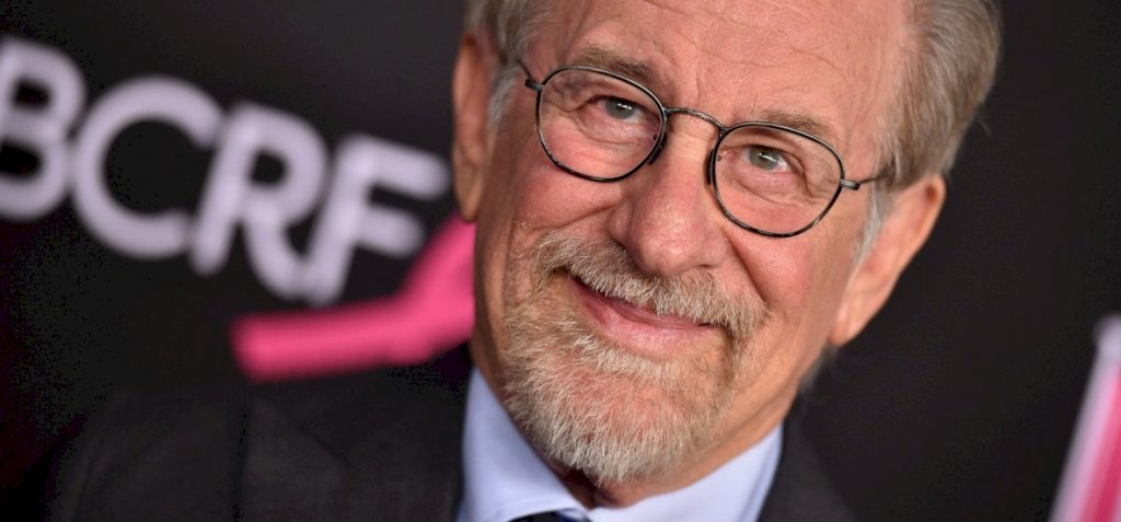 The whole world can be grateful to Steven Spielberg