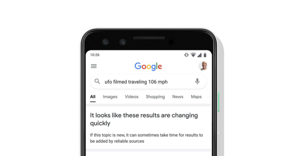 Index - Tech-Science - A new Google feature combats the rapid spread of rogue news
