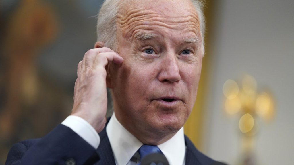 According to his colleagues, Joe Biden is slow to decide, fiery and impatientفاد