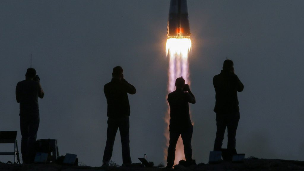 Biden Mandner will add more to space exploration