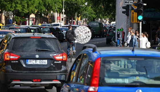 Economy: According to the BKK, it is causing the same traffic jams in the capital as it did before the pandemic