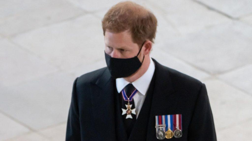 England no longer thinks Prince Harry has a role to play