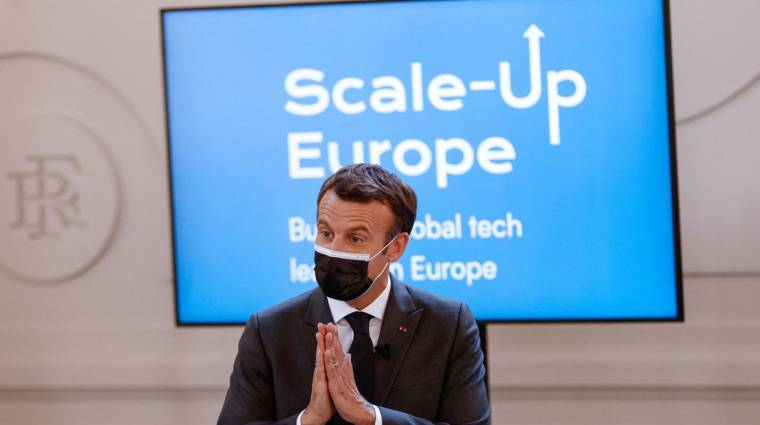 European leaders are developing a strategy to create tech giants