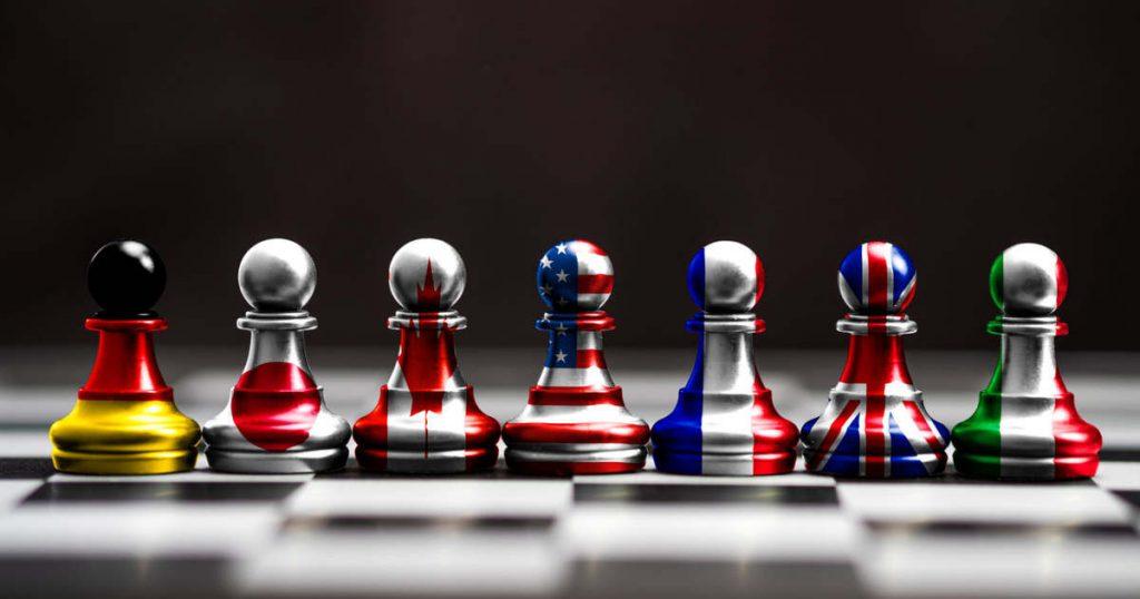 G7 Close to Agreement on Multiado