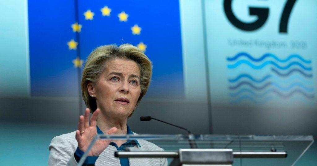 Index – Abroad – Ursula von der Leyen: We help unconditionally, not like China
