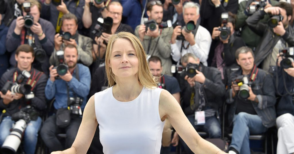 Index - Culture - Jodie Foster receives the Lifetime Achievement Award in Cannes