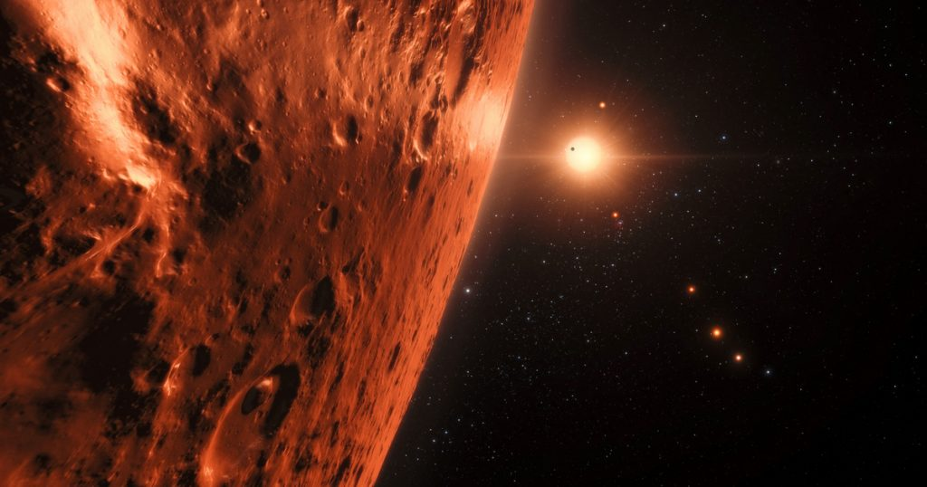 Index - Technology - Science - In 29 star systems, they can really tell that there is life on Earth