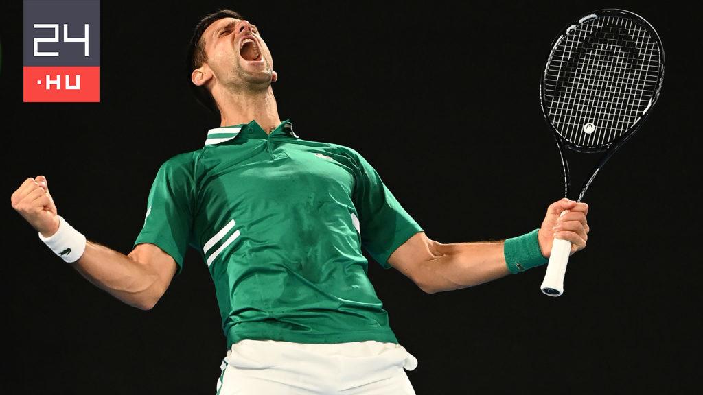 Injured Novak Djokovic advanced in a sporadic match