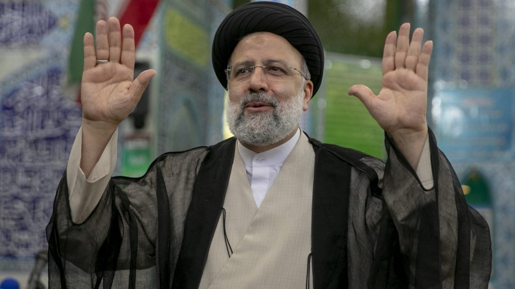 It appears that a new hard-line leader has been chosen by Iran