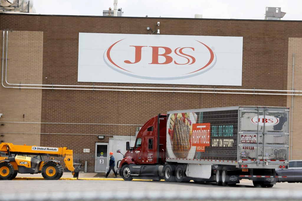 Meat giant JBS paid the ransom of $11 million to hackers