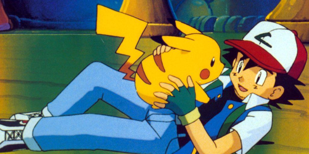 Netflix got the right to follow Pokémon