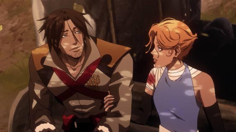 Spin-off érkezik a Netflix Castlevania sorozatához bevezetőkép