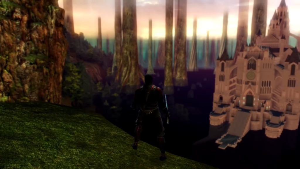 Nightfall, the massive mod that completes the story of the first DS