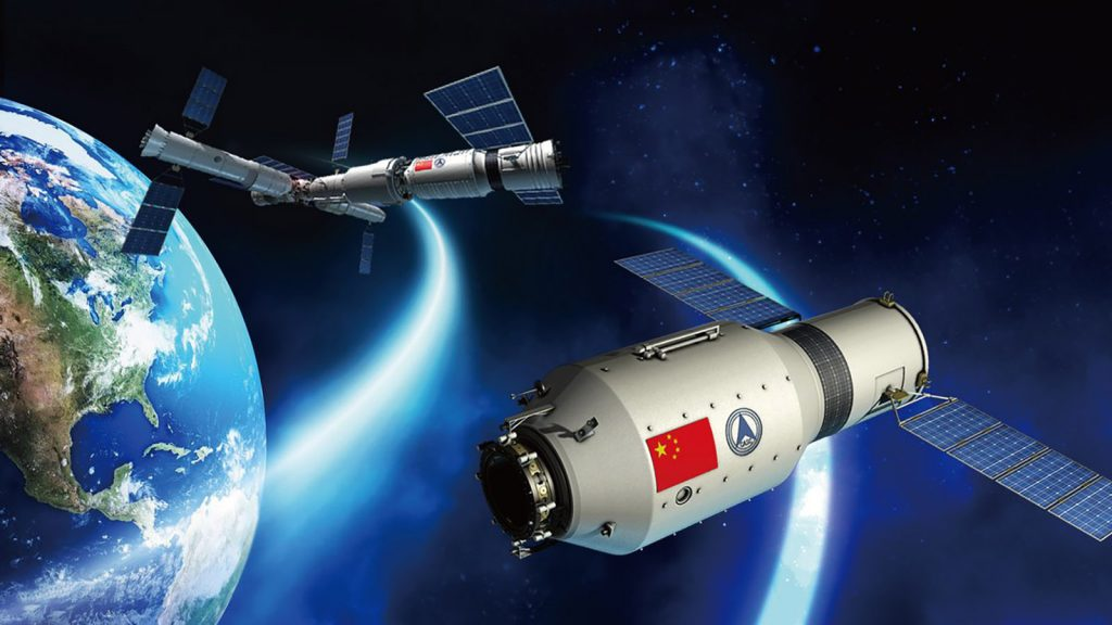 Russia wants to send its own astronauts to the Chinese space station Alam