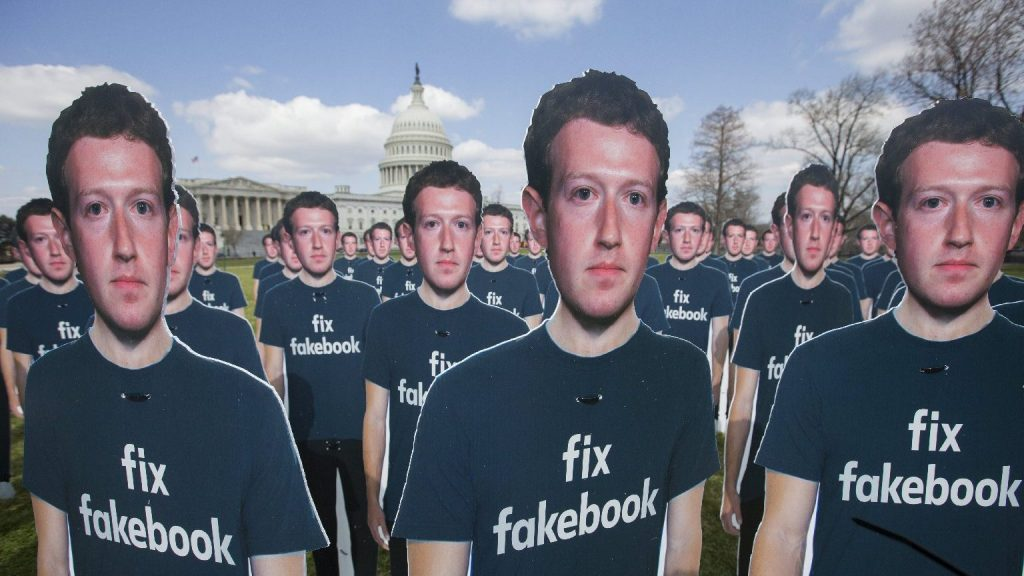 """Secret projects in the background?  """"There is reason for Zuckerberg to be concerned if the Facebook box is opened."""""""