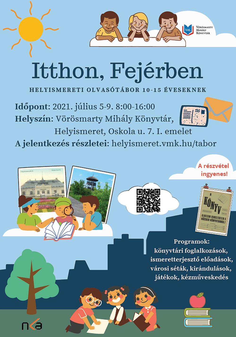 Székesfehérvár City Gate - Local Knowledge Camp for Seniors in early July