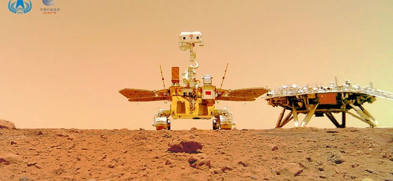 Send a selfie to Mars passersby in China