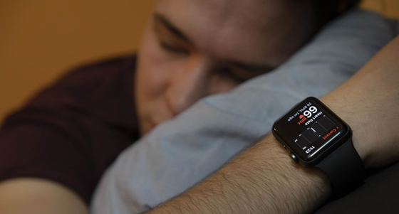 Technology: Many people wear the Apple Watch while they sleep, and it's a growing concern in America