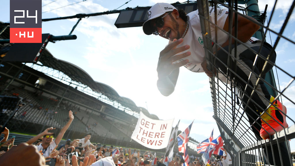 The Hungarian Formula 1 Grand Prix will be held in front of the spectators
