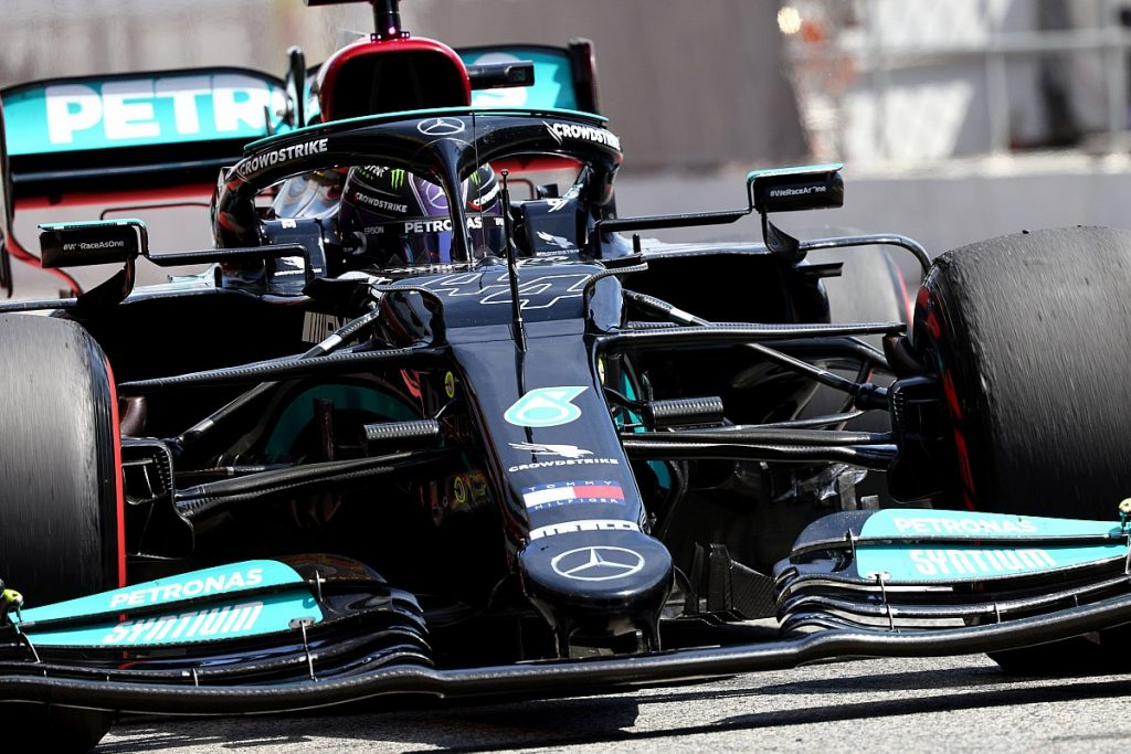 This is how the Formula 1 grid stands for 2022 – there's plenty of room to rent!