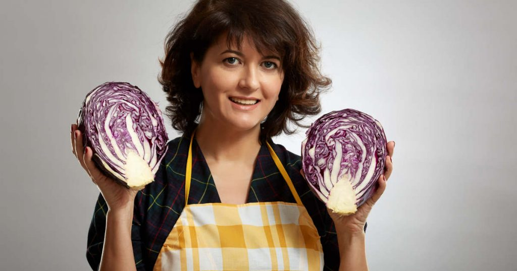 This is the secret to the perfect steamed red cabbage