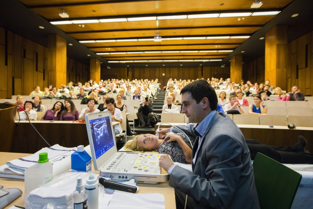 This year, Researchers' Night will once again be held in front of the public