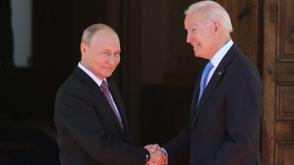 Vladimir Putin's views on Joe Biden have changed dramatically