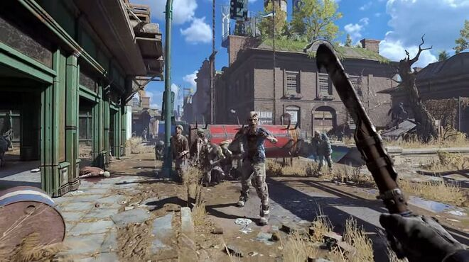 Some new mutants have been introduced for Dying Light 2