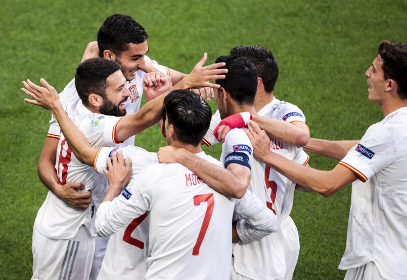 The teams participating in the Euro 2012 final will face each other again