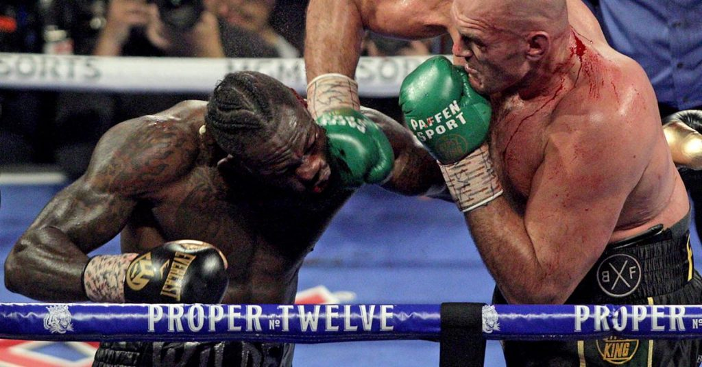 Boxing: Fury Boxes with Wilder first, then Joshua
