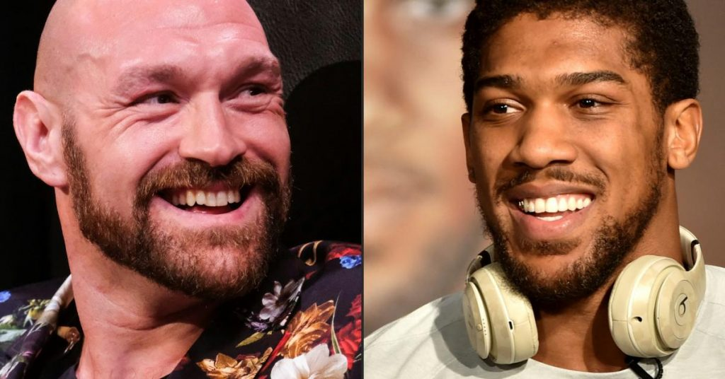 Boxing: Tyson Fury and Anthony Joshua clash in August