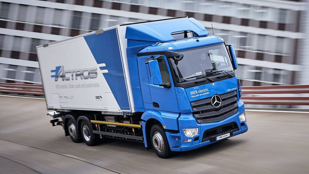 Totalcar - Magazine - Daimler, Volvo and Traton build joint freight network