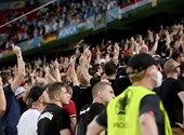 Hungarians chanted anti-gay rhymes at every match for Hungary, so UEFA punished
