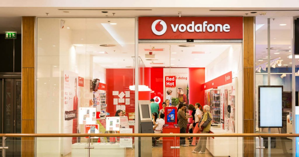 Vodafone customers are having tough days