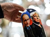 Western intelligence services said Putin actually interfered in the 2016 US presidential election