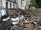 Germany floods: 1,300 people disappeared, at least 70 . died