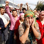 The United States is preparing to punish China for its suppression of the Uyghurs