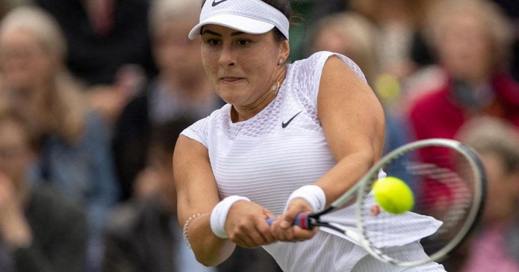 Another tennis star backed down, and Andreescu won't be there either