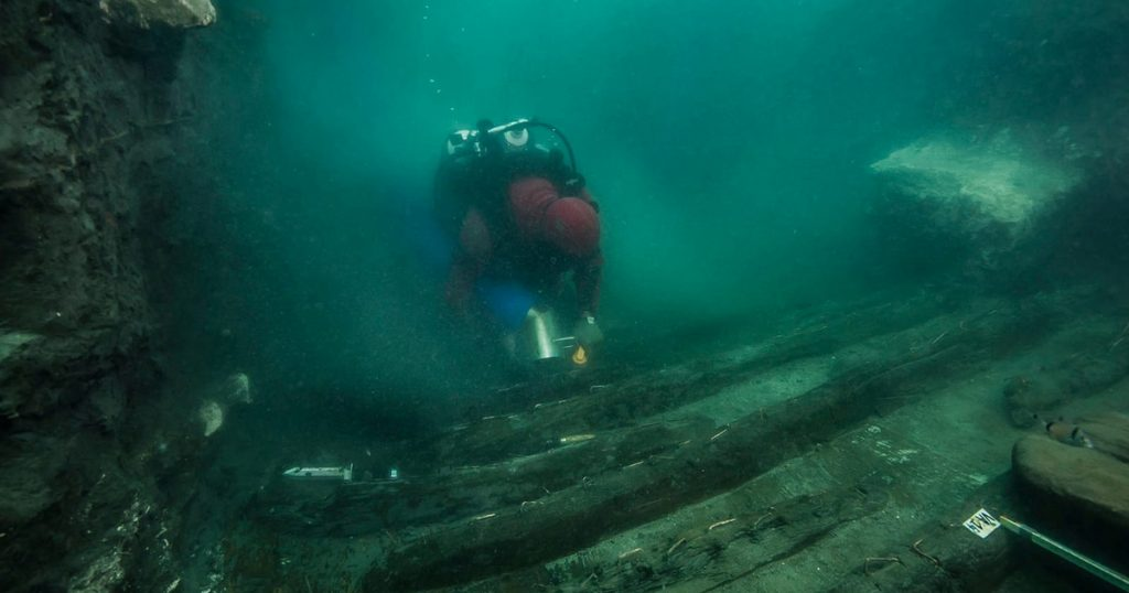 Index – Abroad – New parts of an ancient Egyptian city have been found under the sea