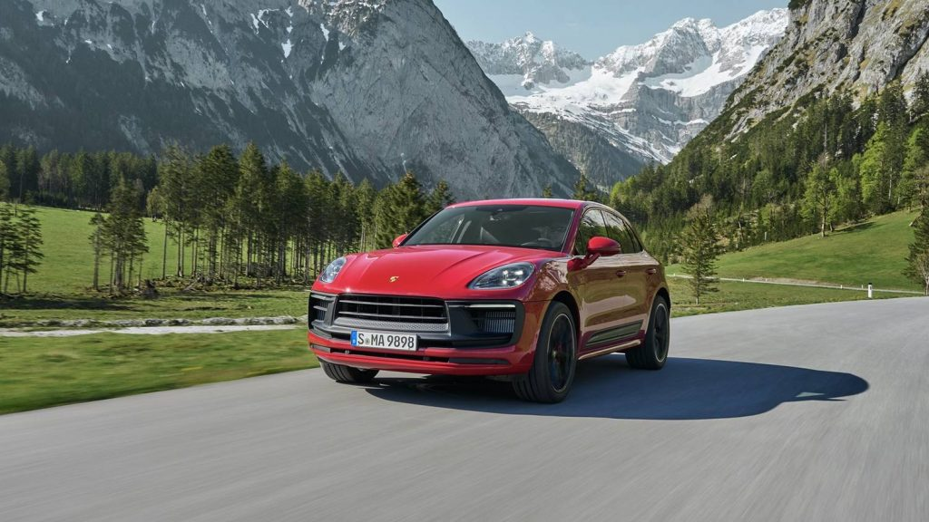 Total Car - Magazine - Porsche Macan is fresher and stronger for the second time