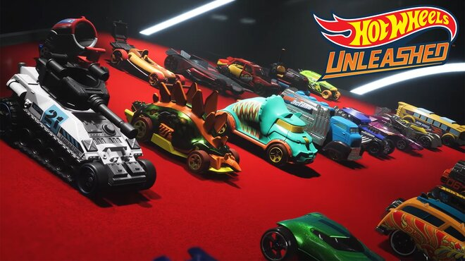 These vehicles are sure to be included in Hot Wheels Unleashed