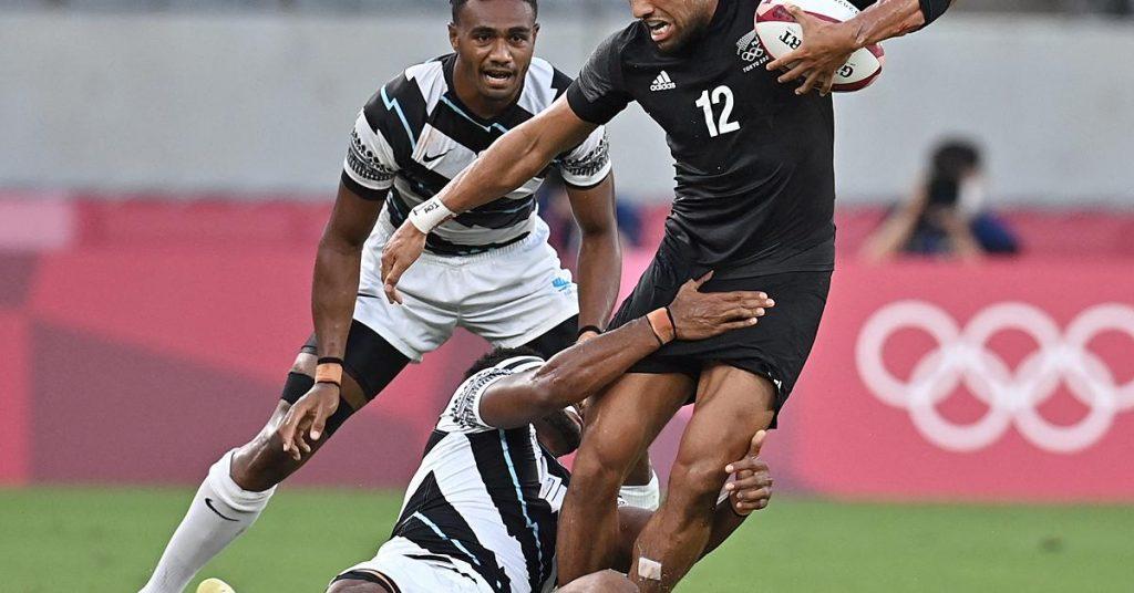 Tokyo 2020: The men's rush in rugby week