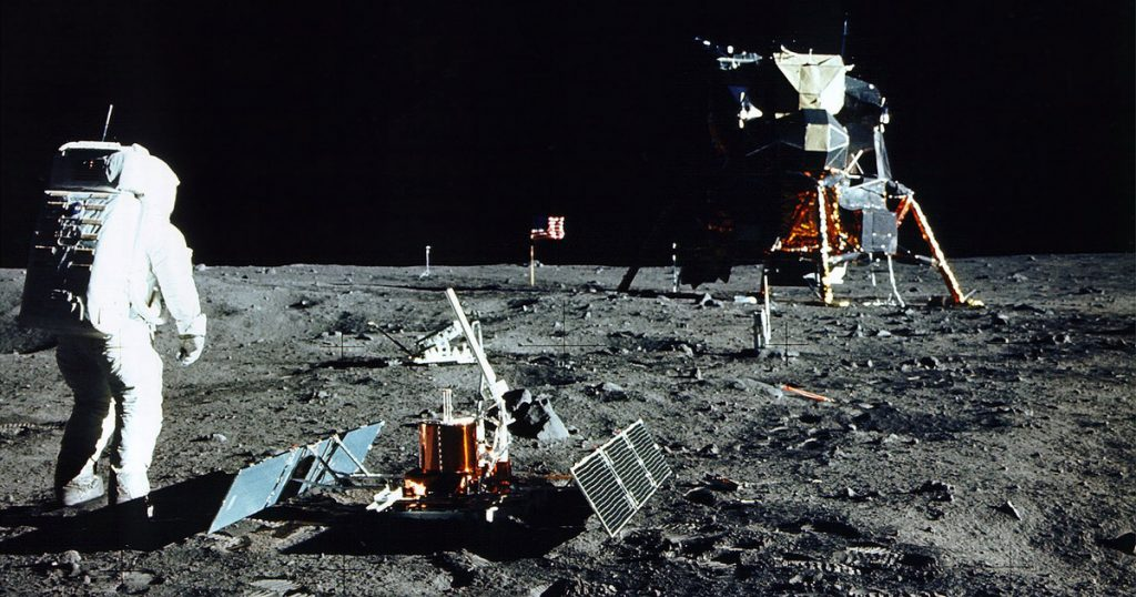 Catalog - Tech-Science - The first US lunar lander could still be deployed there