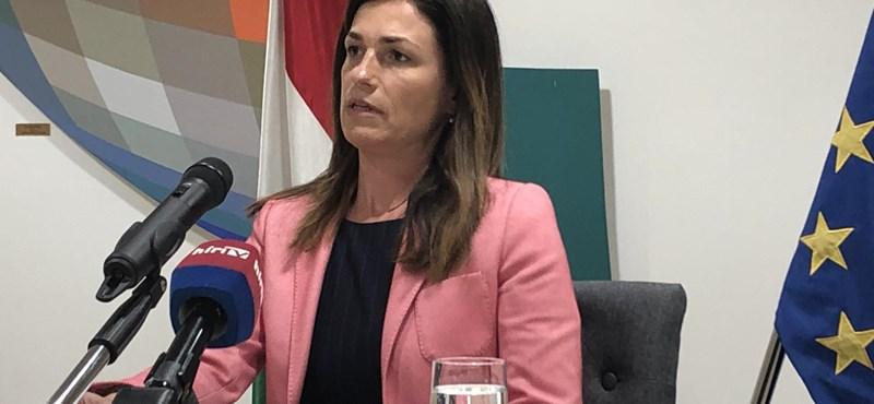Judit Varga received a gift of 1.5 million forints